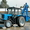 Экскаватор-бульдозер на базе трактора Беларус-82.1