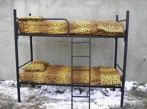 Кровати металлические для времянок, кровати металлические для рабочих, оптом - Изображение #2, Объявление #1442455