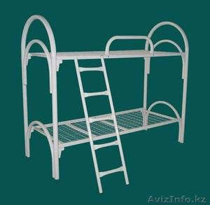 Кровати металлические для времянок, кровати металлические для рабочих, оптом - Изображение #3, Объявление #1442455