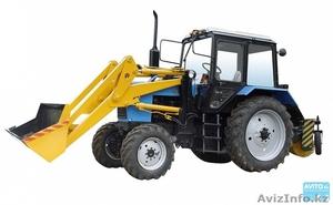 Экскаватор-бульдозер на базе трактора МТЗ-82.1 - Изображение #4, Объявление #1546424