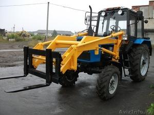 Экскаватор-бульдозер на базе трактора МТЗ-82.1 - Изображение #3, Объявление #1546424