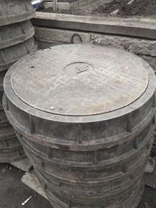 Полимерно-песчаный люк Тип «Л» лёгкие  - Изображение #4, Объявление #1658802
