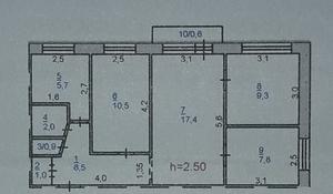 4-х комнатная - Изображение #10, Объявление #1700433