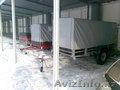 курганские прицепы в Павлодаре, прицепы для снегоходов