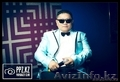Корейский ведущий праздников в стиле Gangnam style