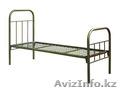 Кровати железные для казарм, кровати для строителей, кровати металлические опт. - Изображение #3, Объявление #1428549