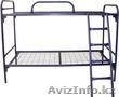 Кровати железные для казарм, кровати для строителей, кровати металлические опт. - Изображение #4, Объявление #1428549