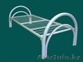 Кровати железные для казарм, кровати для строителей, кровати металлические опт., Объявление #1428549