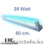 Кварцевая ультрафиолетовая бактерицидная лампа 20 W. Сертификат