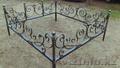 Ворота,  двери,  оградки,  решетки и другие кованные изделия